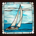 Sailing Panel - Anne Thornton