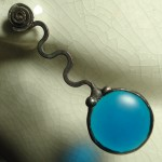 Blue Moon Earrings - Anne Thornton