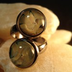 Saturn Ring by Anne Thornton