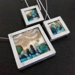6. Anne Thornton - aluminum jewellery