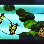 Anne Thornton - butterfly panel