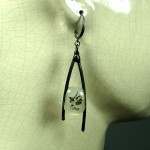 Anne Thornton wishbone earring