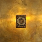 Anne Thornton - yin on brass