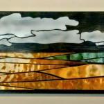 fields on steel Anne Thornton